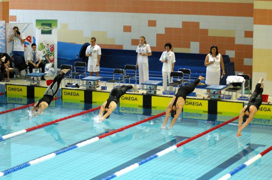 Pływalnia – basen sportowy