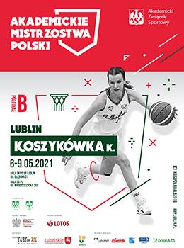 Półfinały Akademickich Mistrzostw Polski w koszykówce kobiet