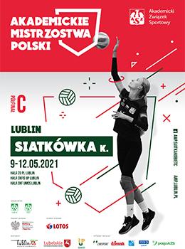 Półfinały Akademickich Mistrzostw Polski w siatkówce kobiet