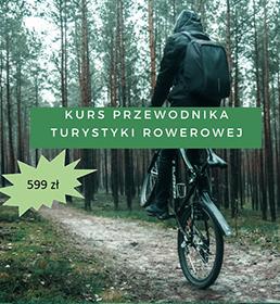 Kurs przewodnika turystyki rowerowej