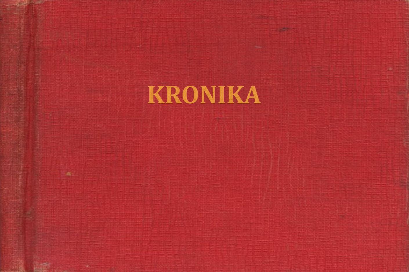 Kronika 1979-1982