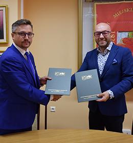 Porozumienie pomiędzy Uniwersytetem Przyrodniczym w Lublinie a Miejskim Przedsiębiorstwem Komunikacyjnym Lublin spółka z o. o.