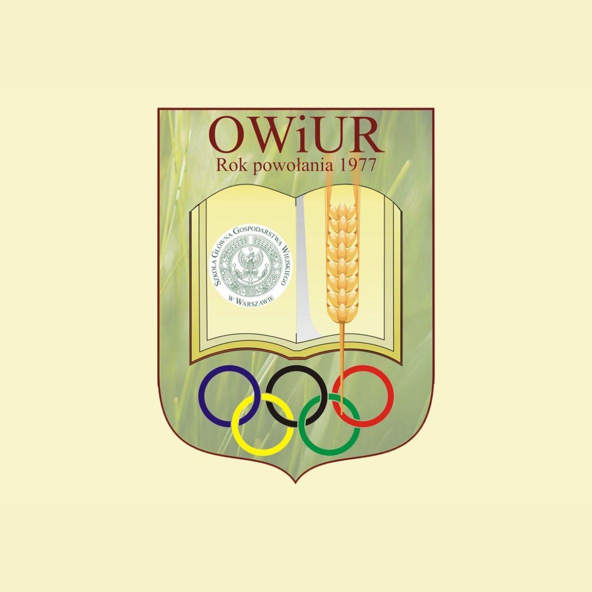 Podziękowanie za organizację Olimpiady Wiedzy i Umiejętności Rolniczych