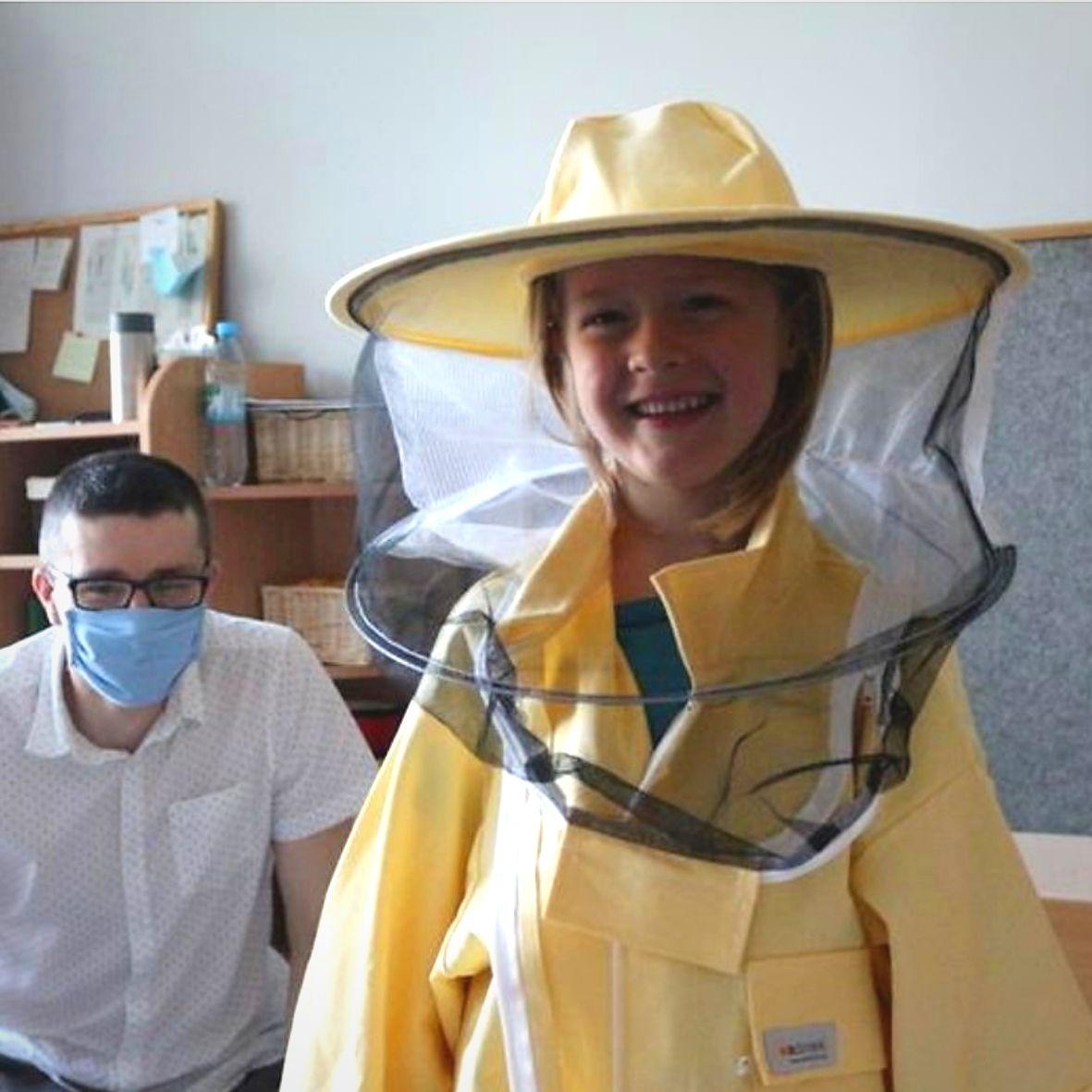 """""""Fascynujący świat pszczół' w przedszkolu"""