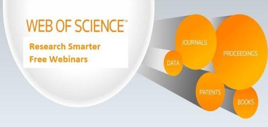Seria prezentacji internetowych Research. Smarter.