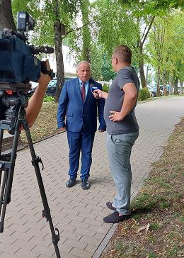 Media o podpisaniu umowy o współpracy międzyuczelnianej ZUL