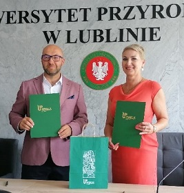 Podpisanie porozumienia o współpracy z Gminą Leśniowice