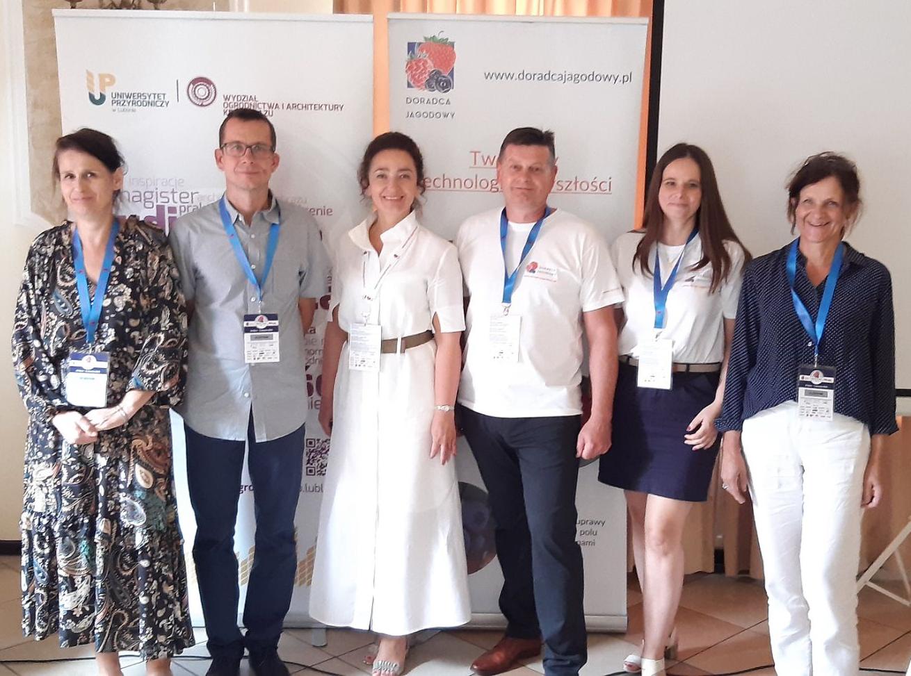 BerryTech 2021 - konferencja naukowo-szkoleniowa