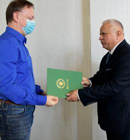 Nagrody dla pracowników Klinik Wydziału Medycyny Weterynaryjnej UP w Lublinie