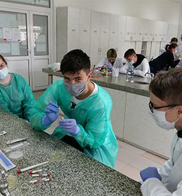 UP w Lublinie w trakcie XVII LFN: projekt 'Superbugs - o lekooporności bakterii'
