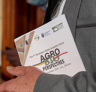 """Pracownicy UP w Lublinie na konferencji naukowej """"First Ukrainian-Polish Scientific Forum AGROBIOPERSPECTIVES"""""""