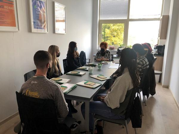 Spotkanie informacyjne dla studentów weterynarii w j. angielskim